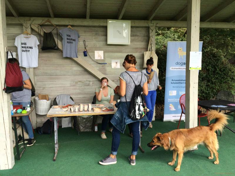 DogSurf és a Madzag standja