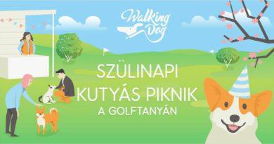 Walking Dog piknik a Golftanyán | 2017. április 22.