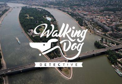 Egyedülálló nyomozós játék kutyával a Margitszigeten!