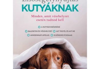 Könyvajánló – Jennifer Parker: Elsősegélynyújtás kutyáknak